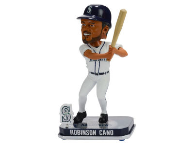 Seattle Mariners Robinson Canó Springy Logo Bobble