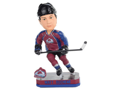 Colorado Avalanche Matt Duchene Springy Logo Bobble