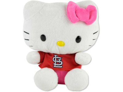 St. Louis Cardinals 8 Inch Uniform Plush