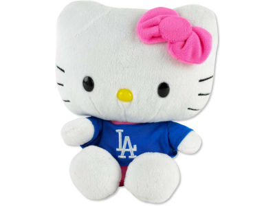 Los Angeles Dodgers 8 Inch Uniform Plush