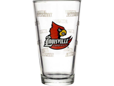 Louisville Cardinals 16oz Color Changing Pint Glass