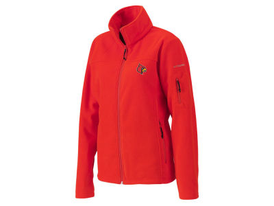 Louisville Cardinals Columbia NCAA Womens Give and Go Jacket