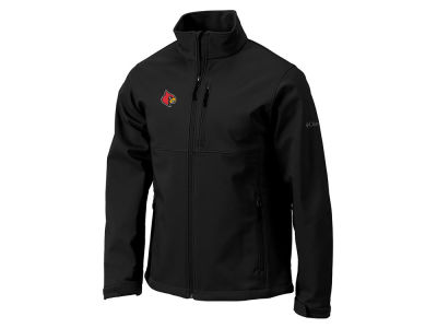 Louisville Cardinals Columbia NCAA Ascender Softshell Jacket