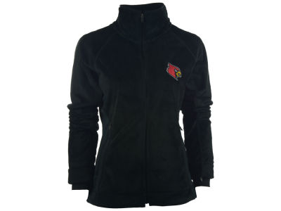 Louisville Cardinals Columbia NCAA Womens Pearl Plush II Jacket
