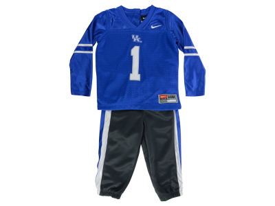 Kentucky Wildcats Nike NCAA Infant Replica Jersey Jog Suit Outfit
