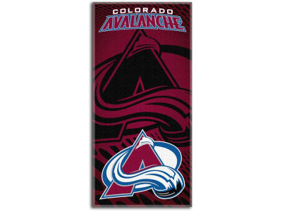 Colorado Avalanche Beach Towel Emblem