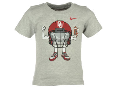 Oklahoma Sooners NCAA Infant Helmet T-Shirt