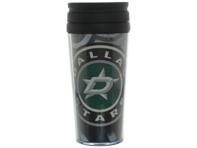 Dallas Stars 16oz Travel Tumbler