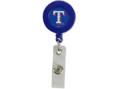 Texas Rangers Aminco Badge Reel