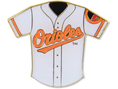 Baltimore Orioles Aminco Jersey Pin
