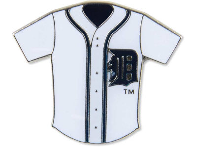 Detroit Tigers Aminco Jersey Pin
