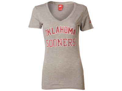 Oklahoma Sooners Nike NFL Women's Rewind Run Game T-Shirt