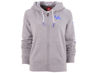 Kentucky Wildcats Nike NCAA Womens Rally Full Zip Hoodie