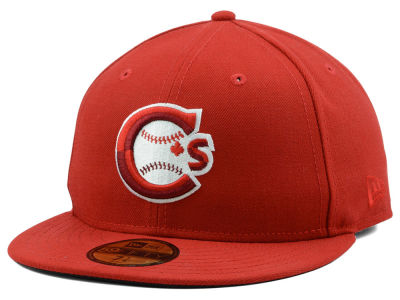 Vancouver Canadians New Era MiLB AC 59FIFTY Cap