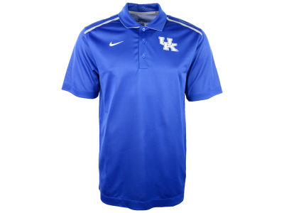 Kentucky Wildcats Nike NCAA Mens Elite Coaches Polo Shirt