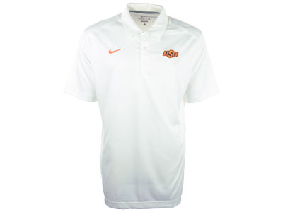 Oklahoma State Cowboys Nike NCAA Mens Elite Coaches Polo Shirt