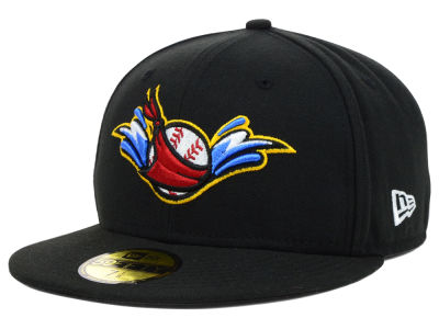 Quad Cities River Bandits New Era MiLB AC 59FIFTY Cap