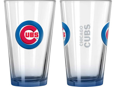 Chicago Cubs Elite Pint Glass