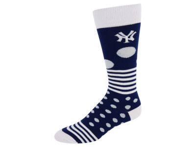 New York Yankees Dots and Stripes Sock