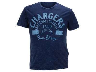 San Diego Chargers GIII NFL Men's Scrum Long Sleeve T-Shirt