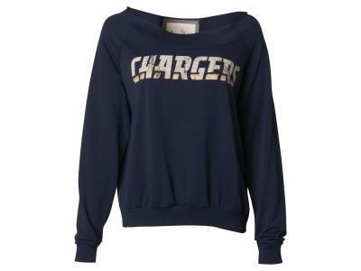 San Diego Chargers GIII NFL Women's SD Fleece