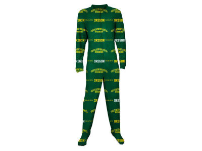 Oregon Ducks NCAA Men's Fleece Union Suit