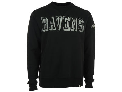 Baltimore Ravens NFL Men's Striker Crew Sweatshirt