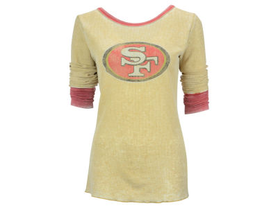San Francisco 49ers GIII NFL Women's Logo Thermal Shirt