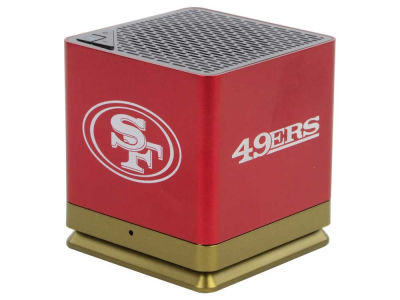 San Francisco 49ers NFL Speaker Block