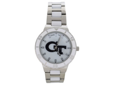 Georgia-Tech Pearl Series Ladies Watch