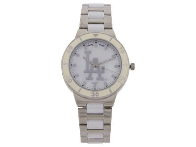Los Angeles Dodgers Pearl Series Ladies Watch