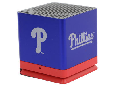 Philadelphia Phillies MLB Speaker Block
