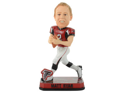Atlanta Falcons Matt Ryan Springy Logo Bobble