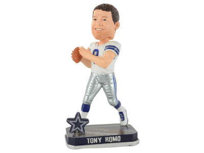 Dallas Cowboys Tony Romo Springy Logo Bobble