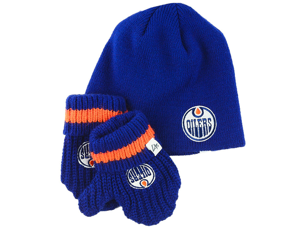 94cf37a79 Edmonton Oilers  47 Baby Rae Set