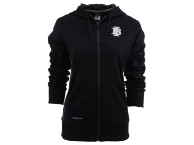 LIDS Indiana Bulls Nike Womens Scoop Full Zip Hoodie