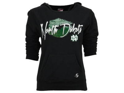 North Dakota NCAA Women's Kiss Hoodie