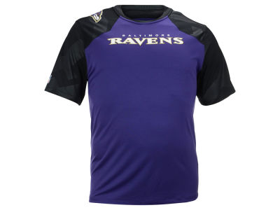 Baltimore Ravens Nike NFL Men's Fly Slant Performance T-Shirt