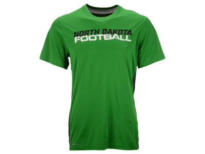 North Dakota Nike NCAA Men's Speed Legend T-Shirt