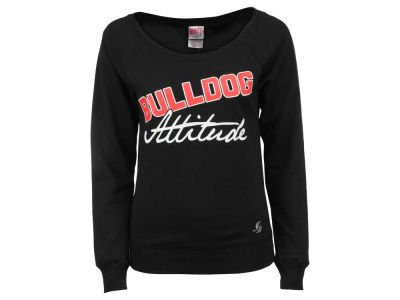 Georgia Bulldogs NCAA Women's Attitude Sweatshirts