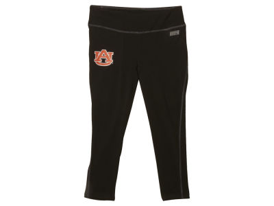 Auburn Tigers NCAA Women's Team Logo Legging Capris