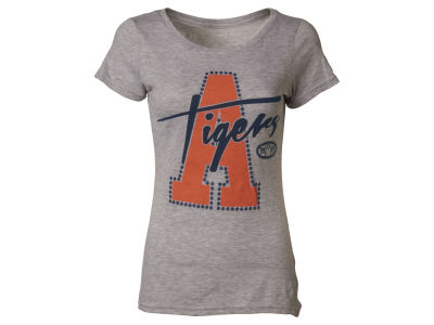 Auburn Tigers NCAA Women's Outline T-Shirt