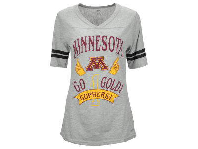 Minnesota Golden Gophers NCAA Women's Number One T-Shirt