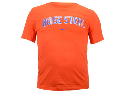 Boise State Broncos Nike NCAA Men's Classic Arch Tech T-Shirt