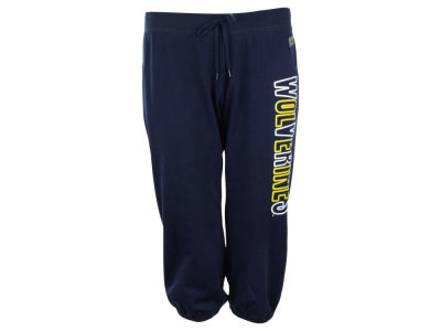 Michigan Wolverines NCAA Women's Team Capri Pants