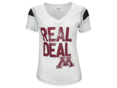 Minnesota Golden Gophers NCAA Women's Real Deal T-Shirt