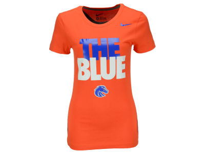 Boise State Broncos Nike NCAA Womens Local T-Shirt