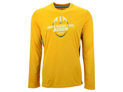 North Dakota State Bison Nike NCAA Men's Speed Legend Long Sleeve T-Shirt