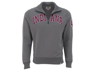 Indiana Hoosiers NCAA Men's Striker 1/4 Zip Pullover Shirt
