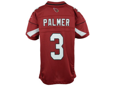 Arizona Cardinals Carson Palmer Nike NFL Youth Game Jersey